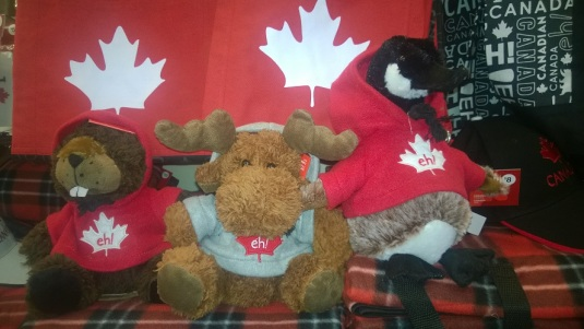 Cute Canadian Hoodies Eh?
